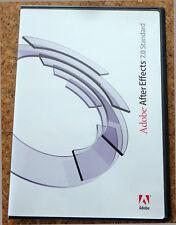 Adobe After Effects 7 Standard für Macintosh