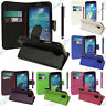 PORTEFEUILLE COQUE ETUI HOUSSE SUPPORT VIDEO SAMSUNG GALAXY S4 I9500 I9505 I9506