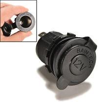 DC 12V Car Boat Motorcycle Cigarette Lighter Power Socket Outlet Waterproof