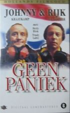 GEEN PANIEK  - VHS