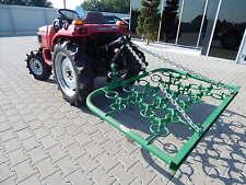 Wiesenschleppe egge für Kubota Iseki Yanmar 160 Kleintraktor Schlepper Traktor