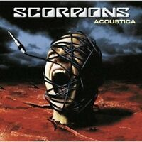 "SCORPIONS ""ACOUSTICA"" CD NEW+"