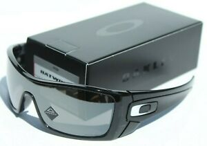 OAKLEY Batwolf Sunglasses Black Ink/Prizm Black Iridium NEW OO9101-5727