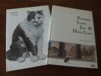 2 LOT Kinderbuch Klassiker: Kater Koscha + Zwischen Lenin, Jazz & Harry Lime