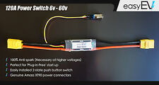 EasyEV 120amp 6 To 60 V Power Switch Support eskateboard EScooter
