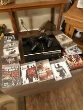 Sony PlayStation 3 CECHL01 80 GB TESTED~WORKS -All Cables Included + 13 Games!