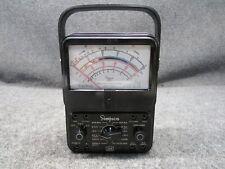 Vintage Simpson 260 Series 5m Volt Ohm Milliammeter Analog Multimeter Working