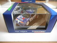 Vitesse Renault Megane Maxi Rallye Sopete 1997 Portugal in Blue on 1:43 in Box