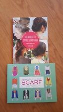 25 Ways to Style Your Scarf Book by Lauren Friedman -- FREE  25 ways scarf book