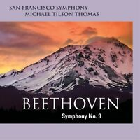 Tilson Thomas Michael / Sfs - Beethoven: Symphony No. 9 Nuovo CD