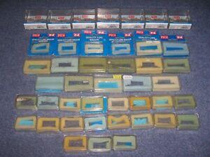 N Gauge Peco Wagon Boxes x 43