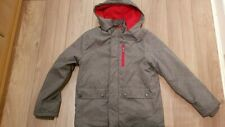 Boys Grey / Red Jacket, 11-12 years