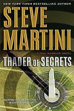 Trader Of Secrets by Steve Martini HC new