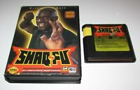 Shaq-Fu for Sega Genesis Fast Shipping