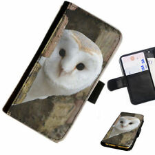Owl Mobile Phone Wallet Cases for LG