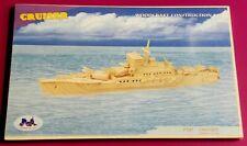 Woodcraft Construction Kit Cruiser Ship P047