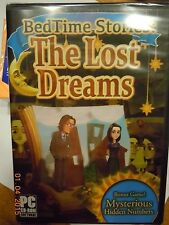 BedTime Stories: The Lost Dreams / Plus Mysterious Hidden Numbers PC Game - New