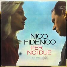 NICO FIDENCO per noi due LP VG+ PSL 10366 RCA Italy Living Stereo 1963 MP3