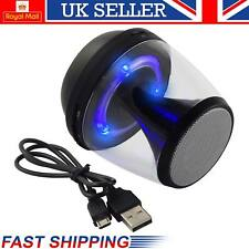Altoparlante Bluetooth portatile Super Bass LED Mini stereo per iPhone iPad Samsung UK