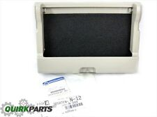 Chrysler Town Country Grand Caravan C/V Overhead Console Storage Lid Front OEM