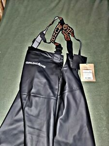 Grundens Neptune Bib Pants L  - new with tags