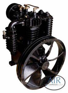 5 HP 2 stage air compressor pump