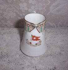 1911 AUTHENTIC 1st Class WHITE STAR LINE After Dinner Cream Pitcher