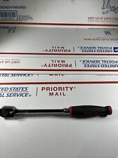 Snap On 38 Drive 12 Long Comfort Grip Fine Tooth Ratchet Fhl80 100th Anniv