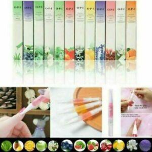 15Pcs Mix Taste Cuticle Revitalizer Oil Pen Set Nail Care Treatment Manicure