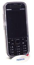 Nokia 5730 XpressMusic Black and Grey SWAP ORIGINAL UNLOCKED