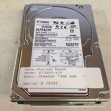 SEAGATE  ST373307LC 73GB 10K U320 SCSI HARD Disk DRIVE