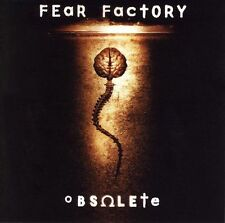 Obsolete by Fear Factory (CD, Jul-1998, Roadrunner Records)