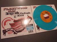 "NEU RSD 7"" BLUE VINYL FLEETWOOD MAC DRAGONFLY +1 EXCLUSIVE Record Store Day"