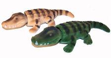 2 BOBBING HEAD ALLIGATOR gator crocodile toy tropical bobble heads car dash new