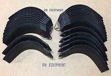 Agric Tiller Tines Full Set for 45'' Afmj Series 04503303 & 04503400 Oem Quality