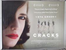 Cinema Poster: CRACKS 2009 (Quad) Eva Green Juno Temple,María Valverde