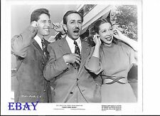 Walt Disney Dinah Shore VINTAGE Photo Make Mine Music Andy Russell