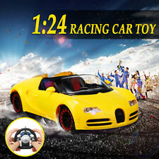 4 channels 1/24 Drift Speed Remote Control RC Racing Car Truck Kid Toy Xmas Gift