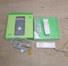 iPod Shuffle 1st Gen 512MB x2 One Boxed Spares repairs inc UK P+P