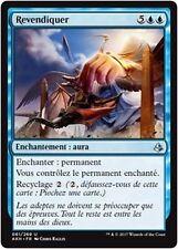 MTG Magic AKH - (x4) Lay Claim/Revendiquer, French/VF