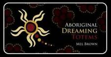 ABORIGINAL DREAMING TOTEM CARDS TAROT BOOK WISDOM By Mel Brown for CAT Rescue