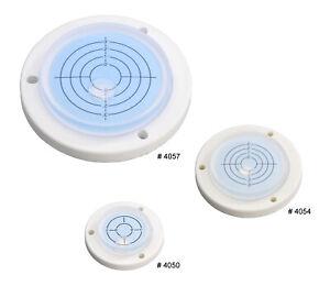 Große Dosenlibelle aus Acrylglas Ø60-100 mm Messbereich 1°-20°