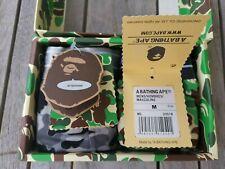 BAPE A Bathing Ape 2Pack Mens Camo Trunks Boxer Briefs size M L XL 2XL