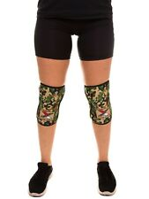 Compression Knee Sleeves Knee Pads For MMA Weight Training Work Braces Neoprene