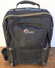 Lowepro Road Runner Mini AW Pro Camera Bag Case Backpack Rolling Roller Wheels