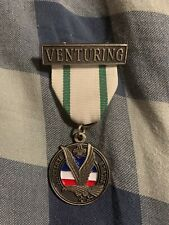 Venturing Bsa Silver Advancement Award Medal