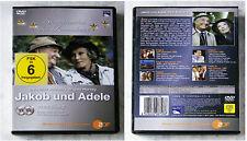JAKOB UND ADELE DVD-Edition 2 (5 Folgen 1985-89) .ca. 352 Min. ZDF 2-DVD-Box