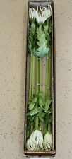 """#11 Artificial Silk Fuji-Spider Mums/Crab Claw Chrysanthemum 32"""" Flower 6 Piece"""