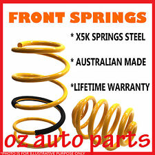 VE V8 COMMODORE SEDAN SUPER LOW FRONT COIL SPRINGS *NEW