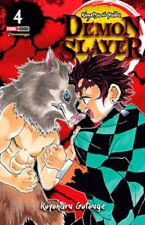 PANINI MANGA MEXICAN EDITION DEMON SLAYER # 4 MEXICO SPANISH MEXICO